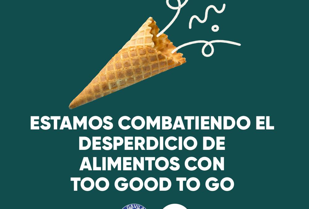 Ayúdanos a combatir el desperdicio alimentario: pide tu 'pack' de El Gavilán en Too Good To Go