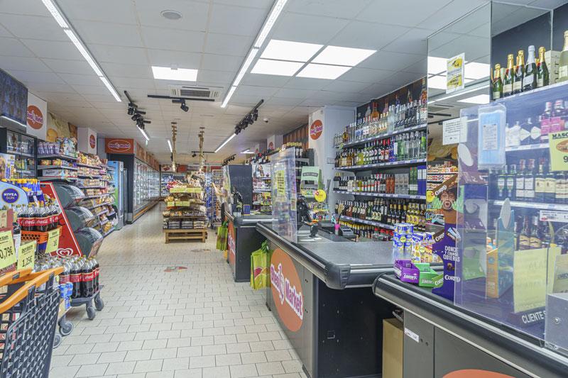Cajas Shesil Market