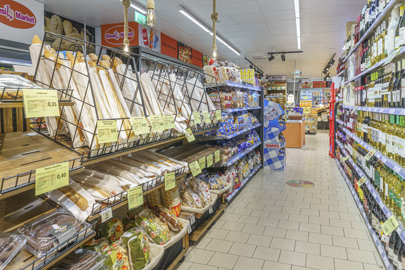 Panadería Shesil Market
