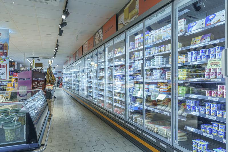 Refrigerados Shesil Market