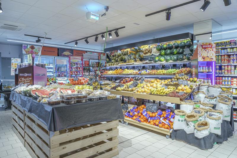 Frutería Shesil Market
