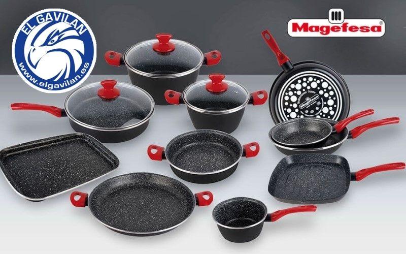 Llega la gran 'cacerolada' de El Gavilán: acumula puntos y renueva tu batería de cocina con Magefesa
